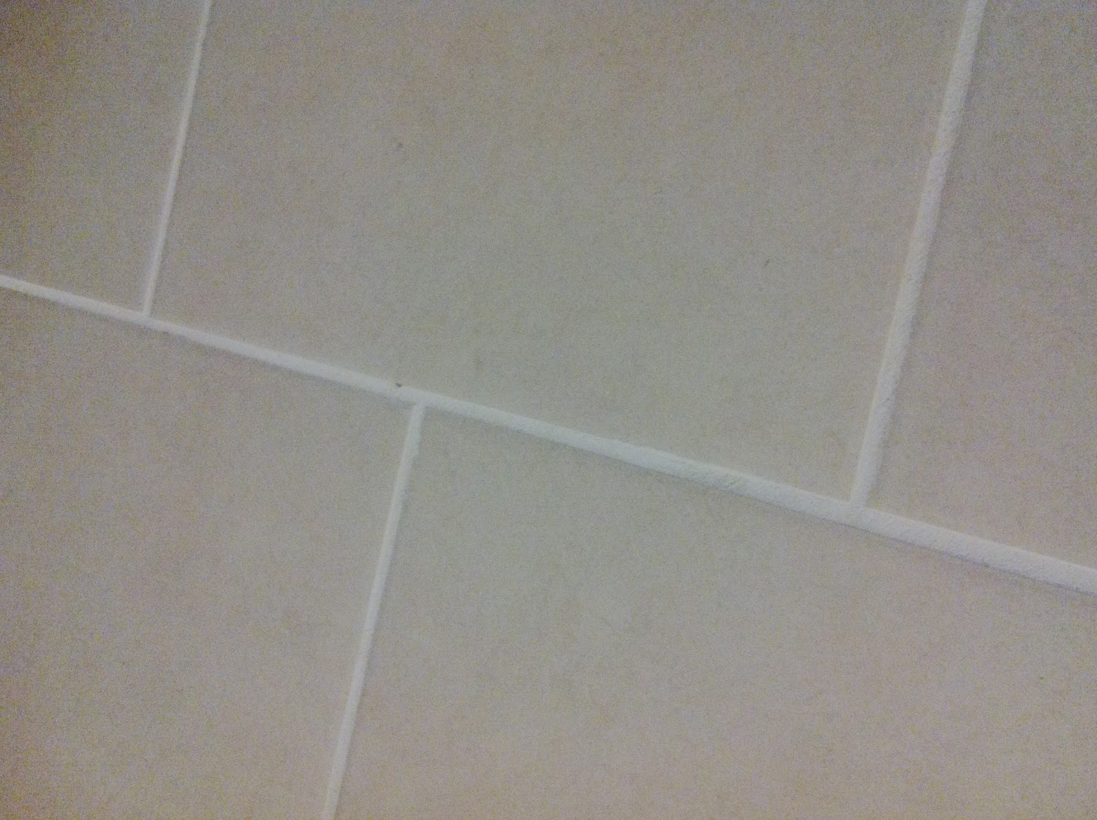 It 39 s our pinteresting life cleaning grout lines for How to make grout white again