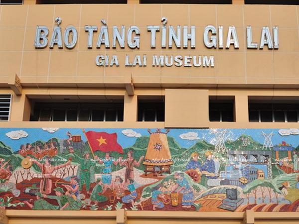 Gần 7.000 hiện vật về vùng đất Tây Nguyên tại Bảo tàng Gia Lai