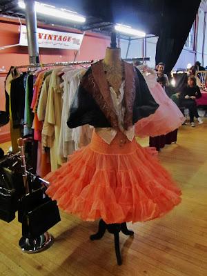 Vintage Fair Brighton Mannequin
