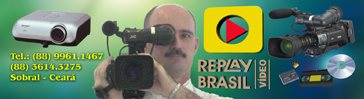 REPLAY VÍDEO TV BRASIL