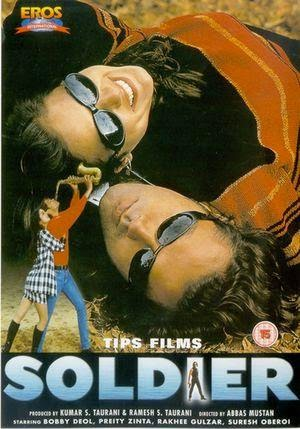 Soldier 1998 Hindi 720p DVDRip 1.2GB