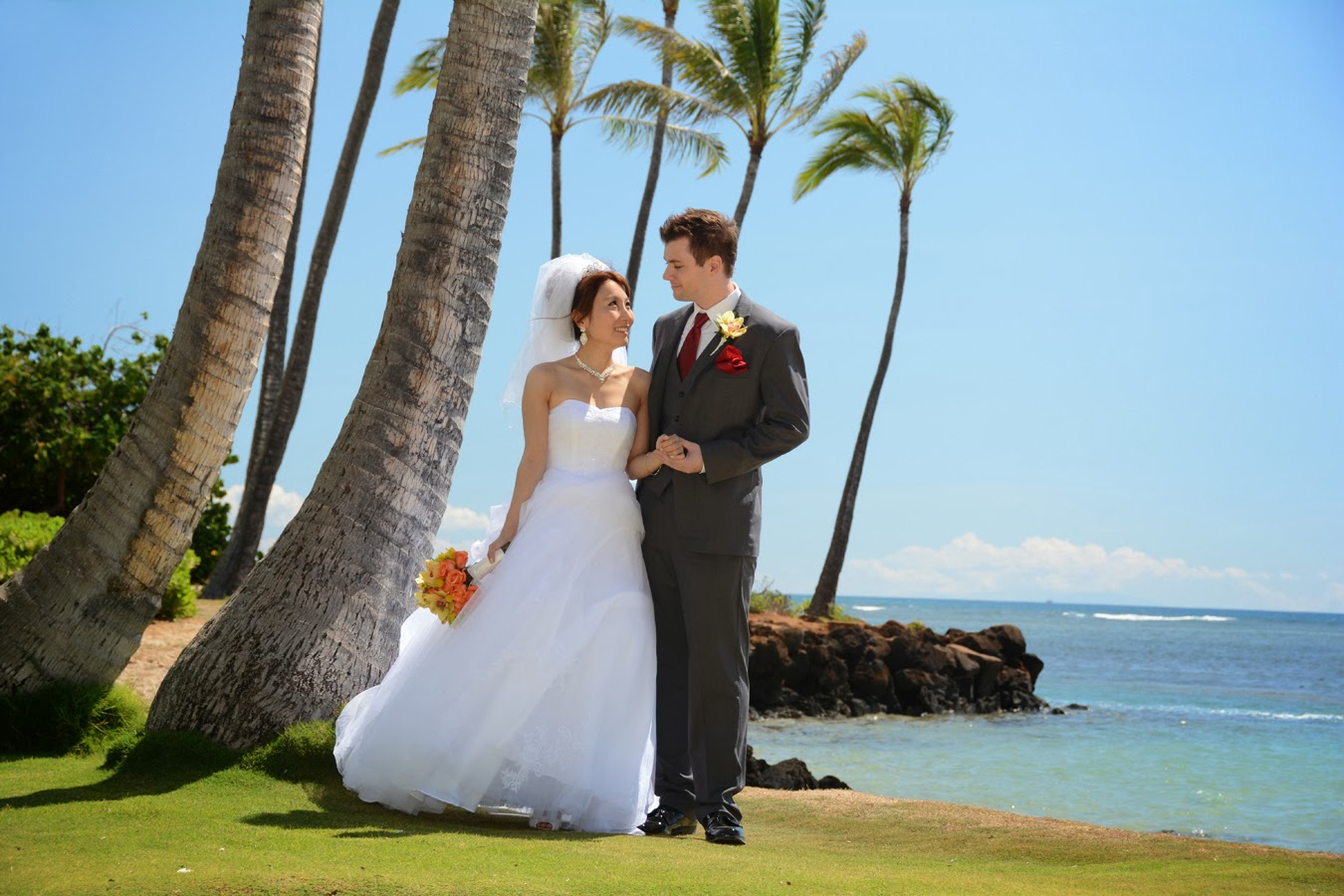 Hawaii wedding coordinator destination wedding packages junglespirit Images