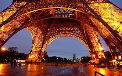 Réveillon em Paris