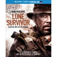 Lone Survivor on blu-ray