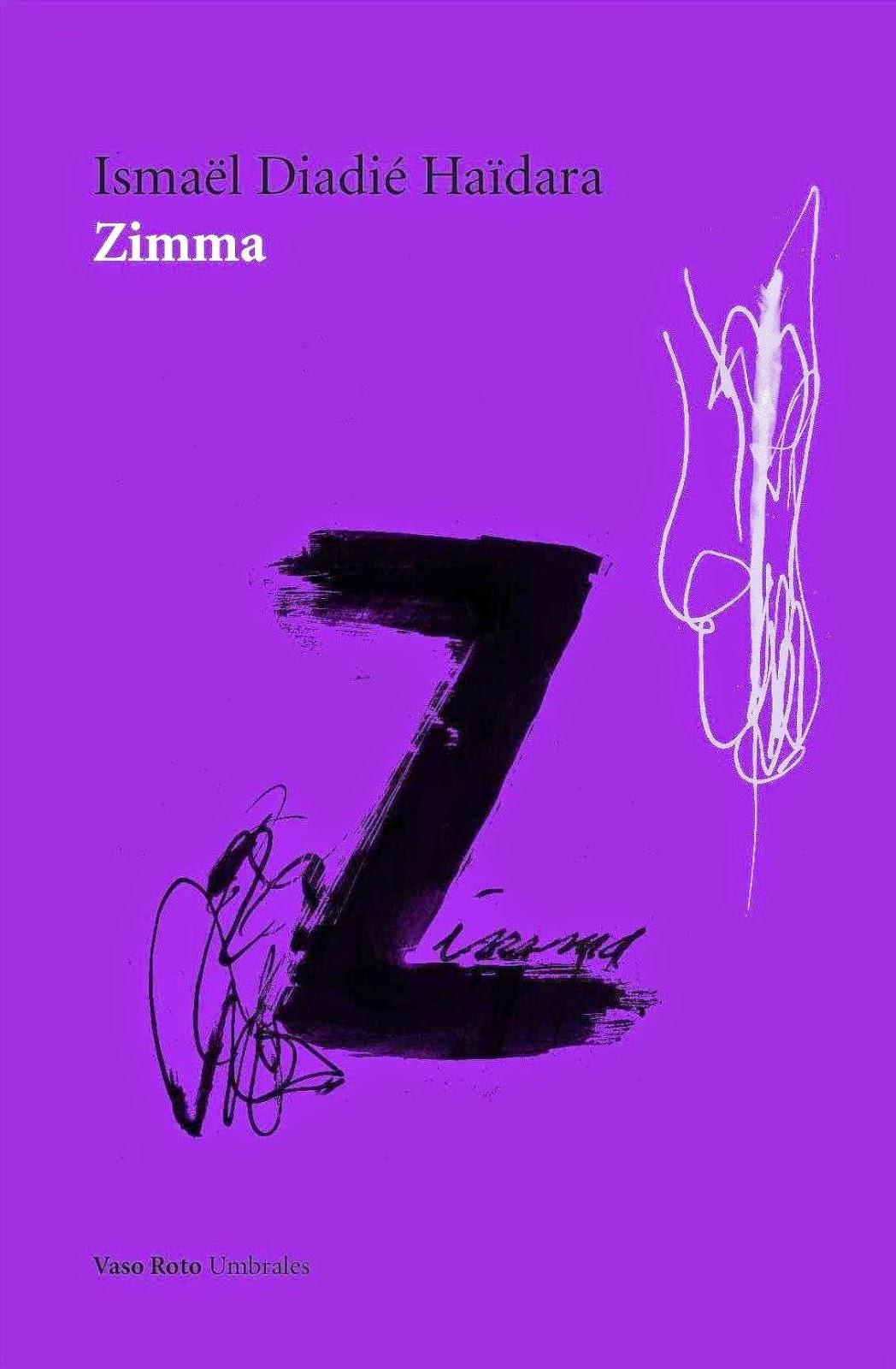 ISMAEL DIADIÉ presenta ZIMMA en Monterrey (México)