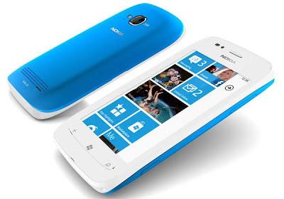 Nokia Lumia 710 image 01 Cómo configurar la pantalla de inicio de su Nokia Lumia 710