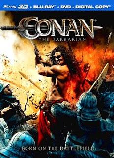 Filme Poster  Conan, O Bárbaro BRRip XviD & RMVB Legendado