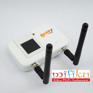 Portable MIMO-X3 Huawei E5372 Bolt Slim Max (Black)
