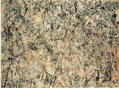 Número 1 de Jackson Pollock
