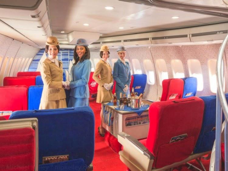 A Vintage Nerd, Vintage Blog, Vintage Pan Am, The Pan Am Experience, Vintage Airlines, Vintage Lifestyle Blog