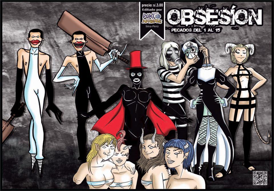 Compilatorio Obsesión nº1  (abril 2013)
