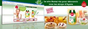 visitez notre site  Sunny Via®