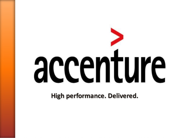 Accenture Excellent Drive For Freshers On 31st Dec 2015