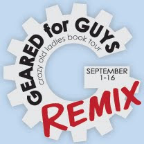 Geared for Guys Remix Blog Tour