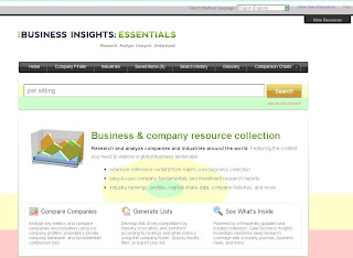 Search for a company, type of business, etc.