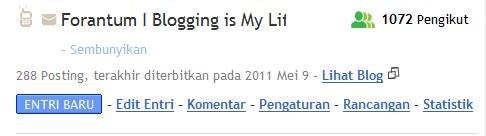 Mengganti favicon blogger