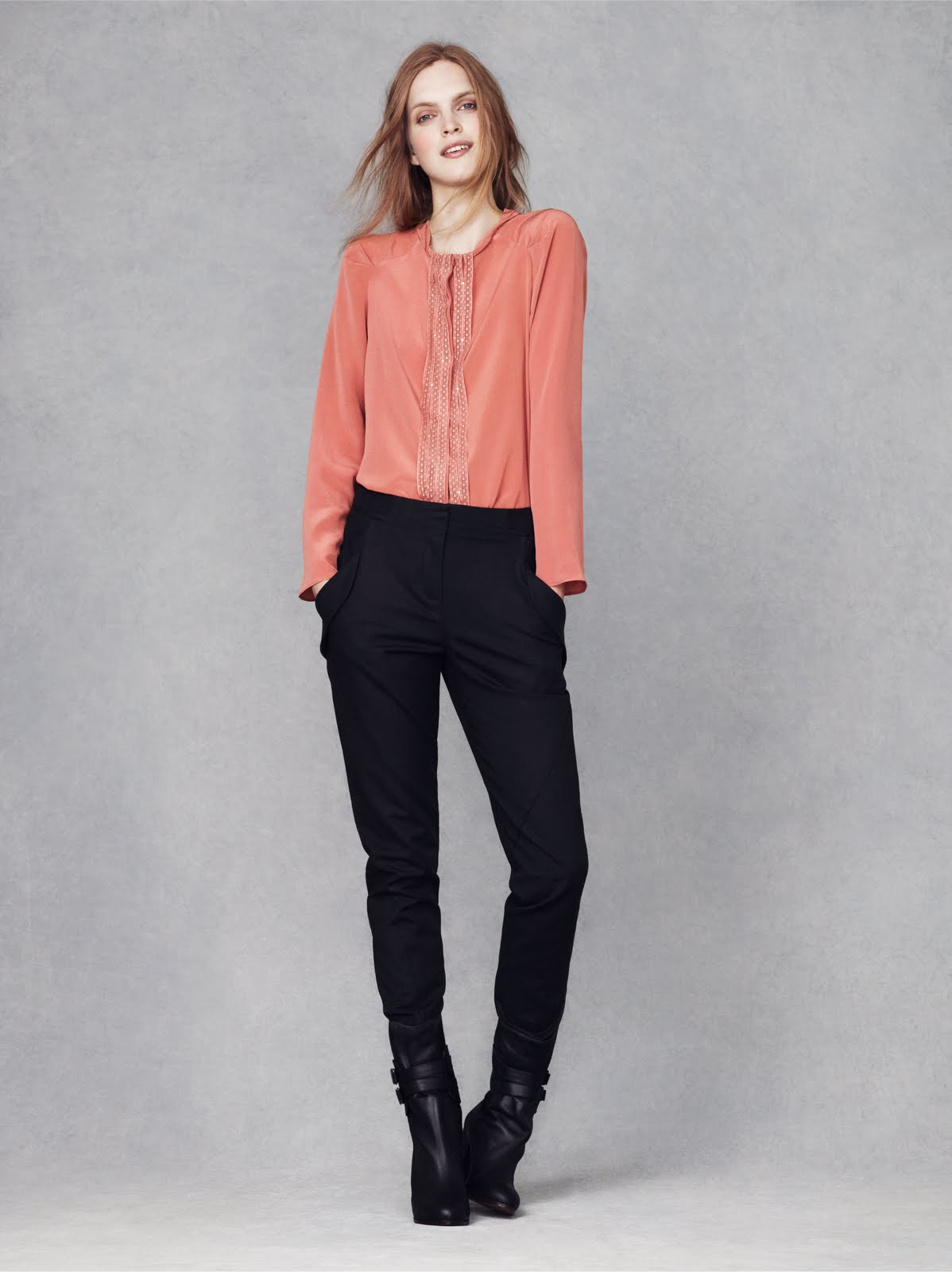 Tags french fashion la redoute secrets to french style style - Liking The Vanessa Bruno Collection For La Redoute That S All