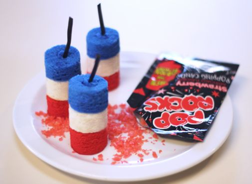 Firecracker Cake Recipe — Dishmaps