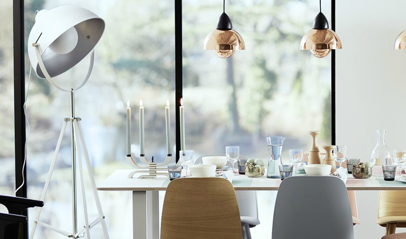 Scandinavian style and interior inspirationf or the home