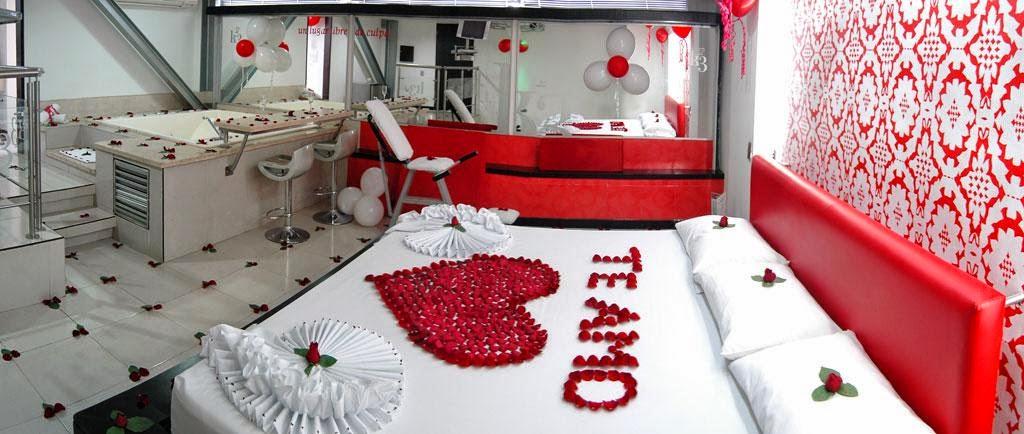 Habitaciones decoradas romanticas para parejas imagenes for Habitaciones especiales