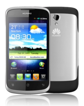Ascend Huawei Android Phone