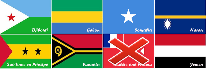My Missing Countries