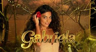 La productora TV Globo informó que la telenovela ¨Gabriela ...