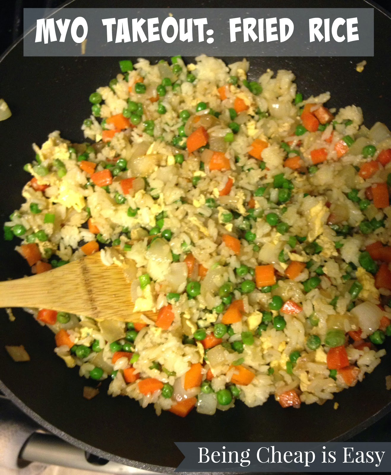 fried rice, MYO takeout, healthy takeout, healthy meals, Chinese food