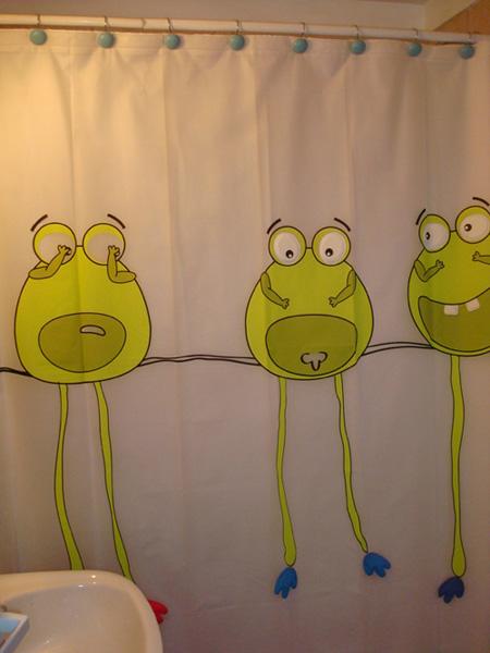Cortinas De Baño Easy:compramos una cortina para el baño de casa en easy de unos