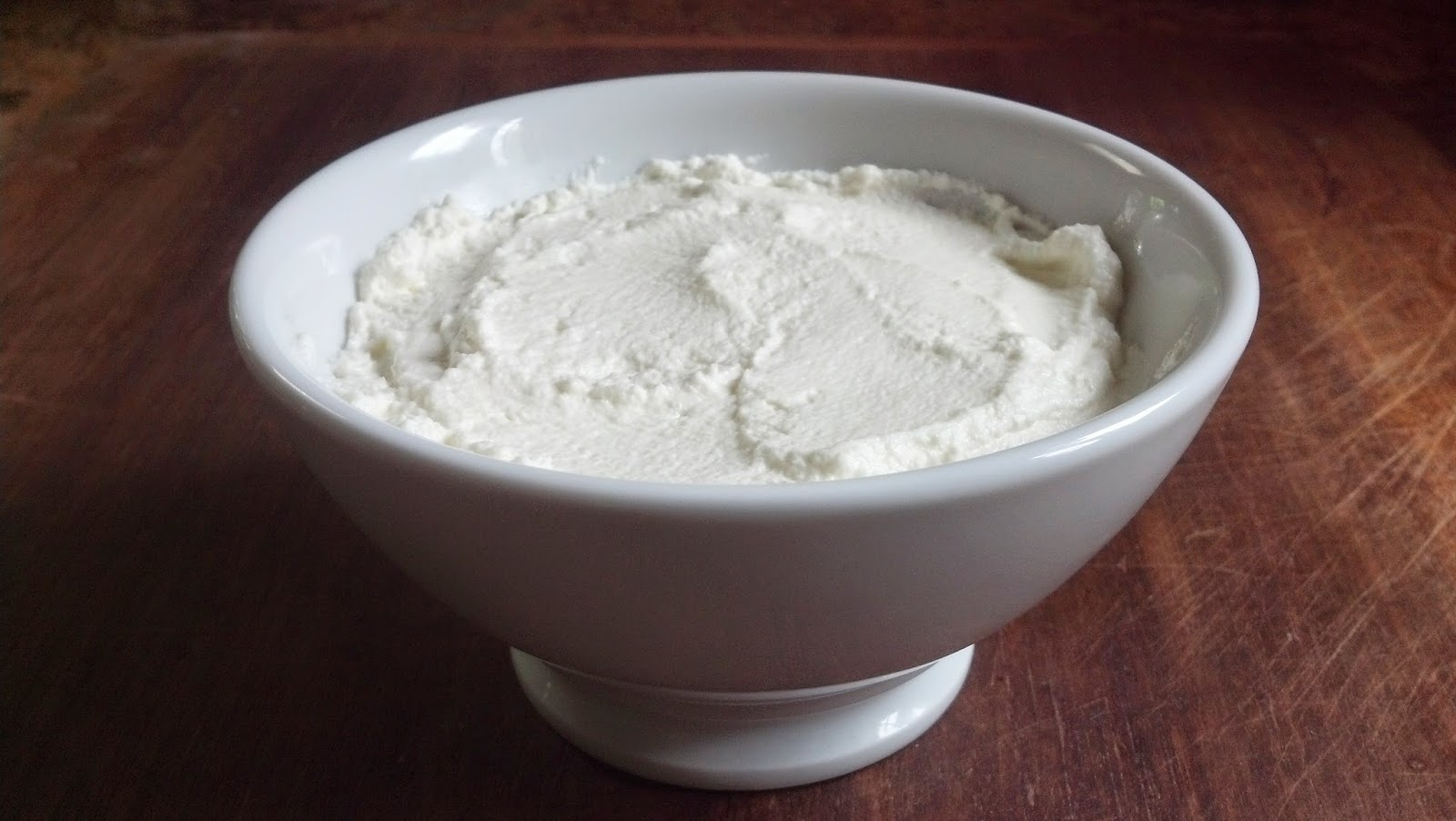 salted sugared spiced™: Creamy Homemade Ricotta with Berries