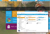Cara Mengganti Tampilan Windows 7 Ke Windows 8