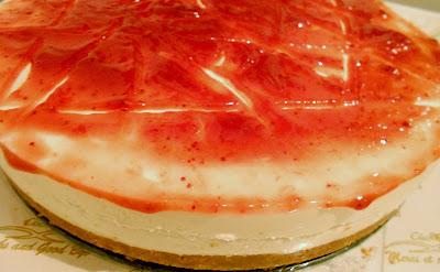cheesecake semplice semplice