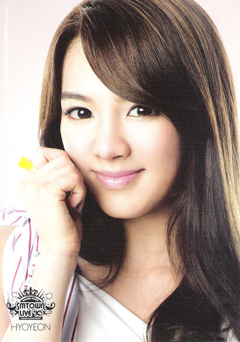 disc  who is the snsd member with the most beautiful face   - celebrity photos