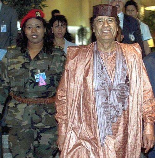 SNIPPITS AND SNAPPITS: HOW GADDAFI IMPROVED THE LIVES OF ... Libyan Women