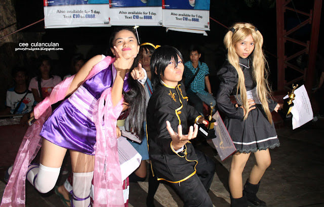 Zamboanga cosplay group photo