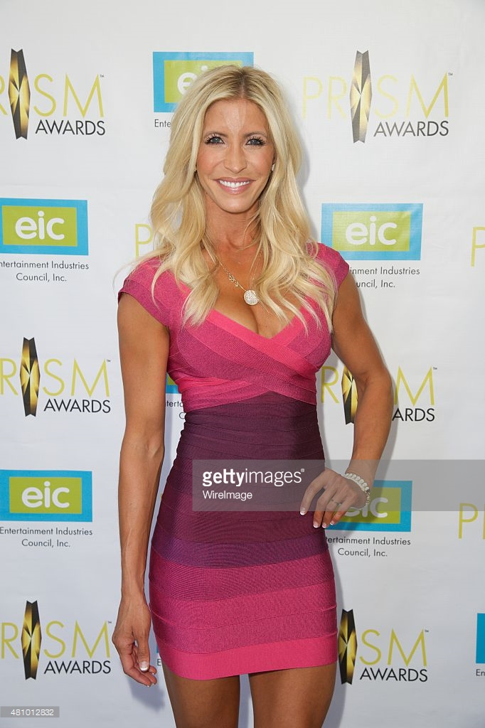 herve leger sightings heidi powell at the 19th annual