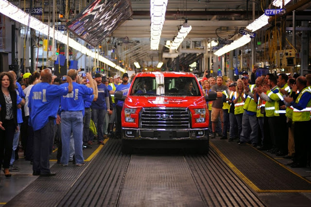 The F-150 Is Surprising Everyone