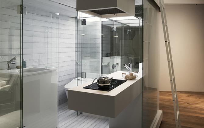 Best And Romantic Bathroom Design Year 2011-2012