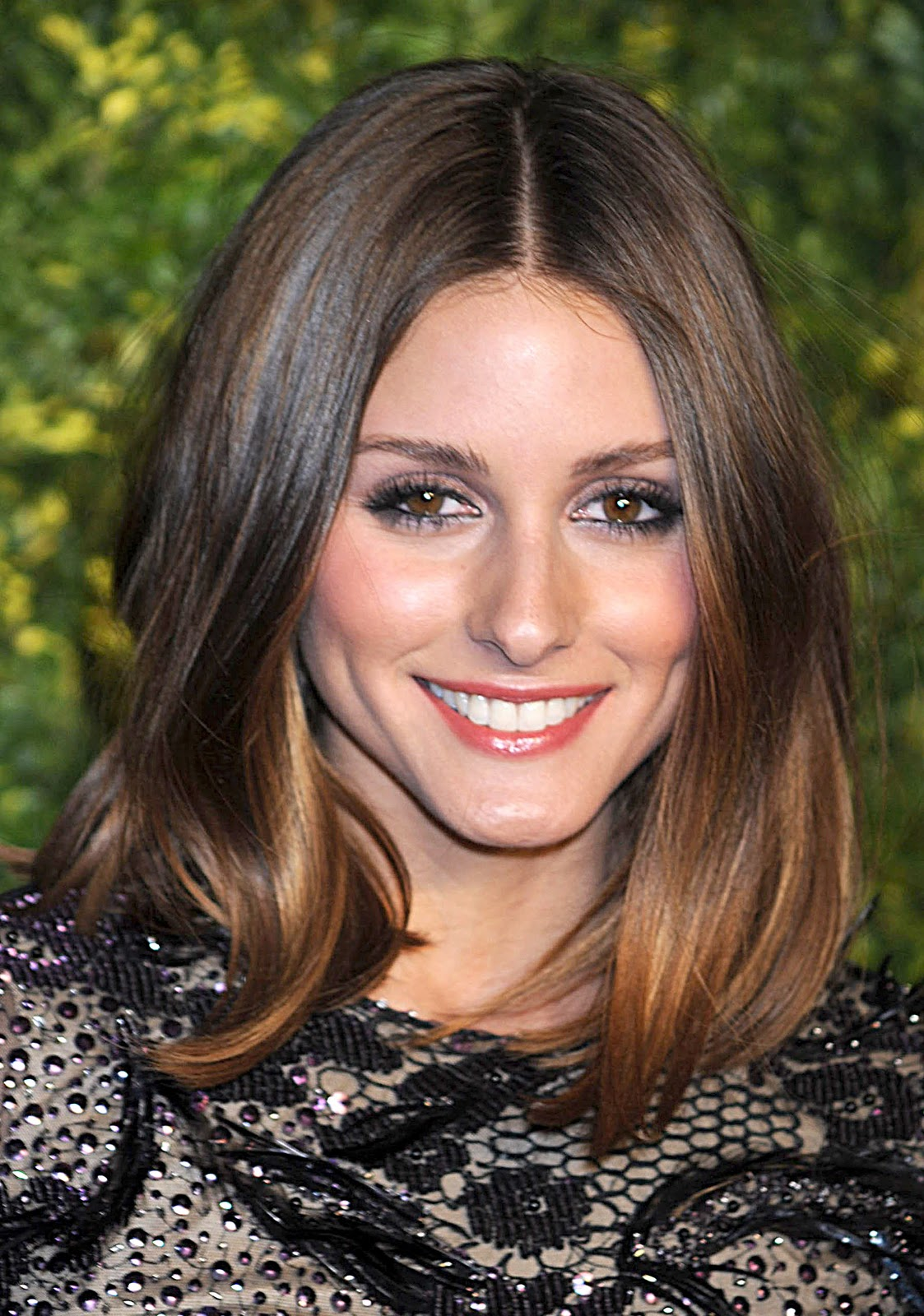 Olivia Palermo Medium Hairstyles