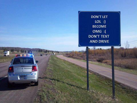This Colorado road sign is making the rounds on Facebook and the web:
