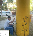 Un artista de nuestra ciudad!