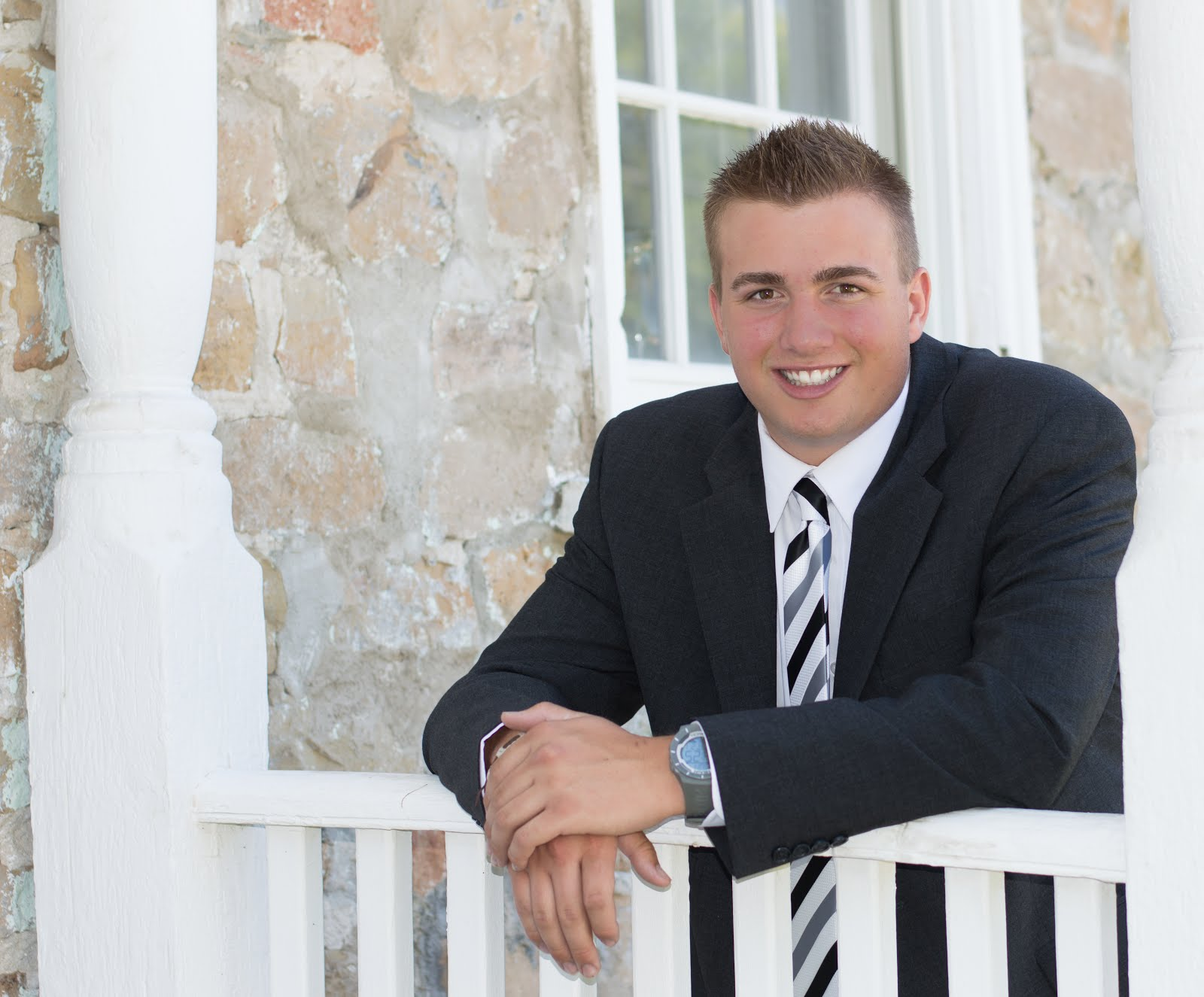 Elder Nathan Pitcher
