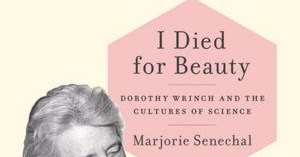 i died for beauty senechal marjorie