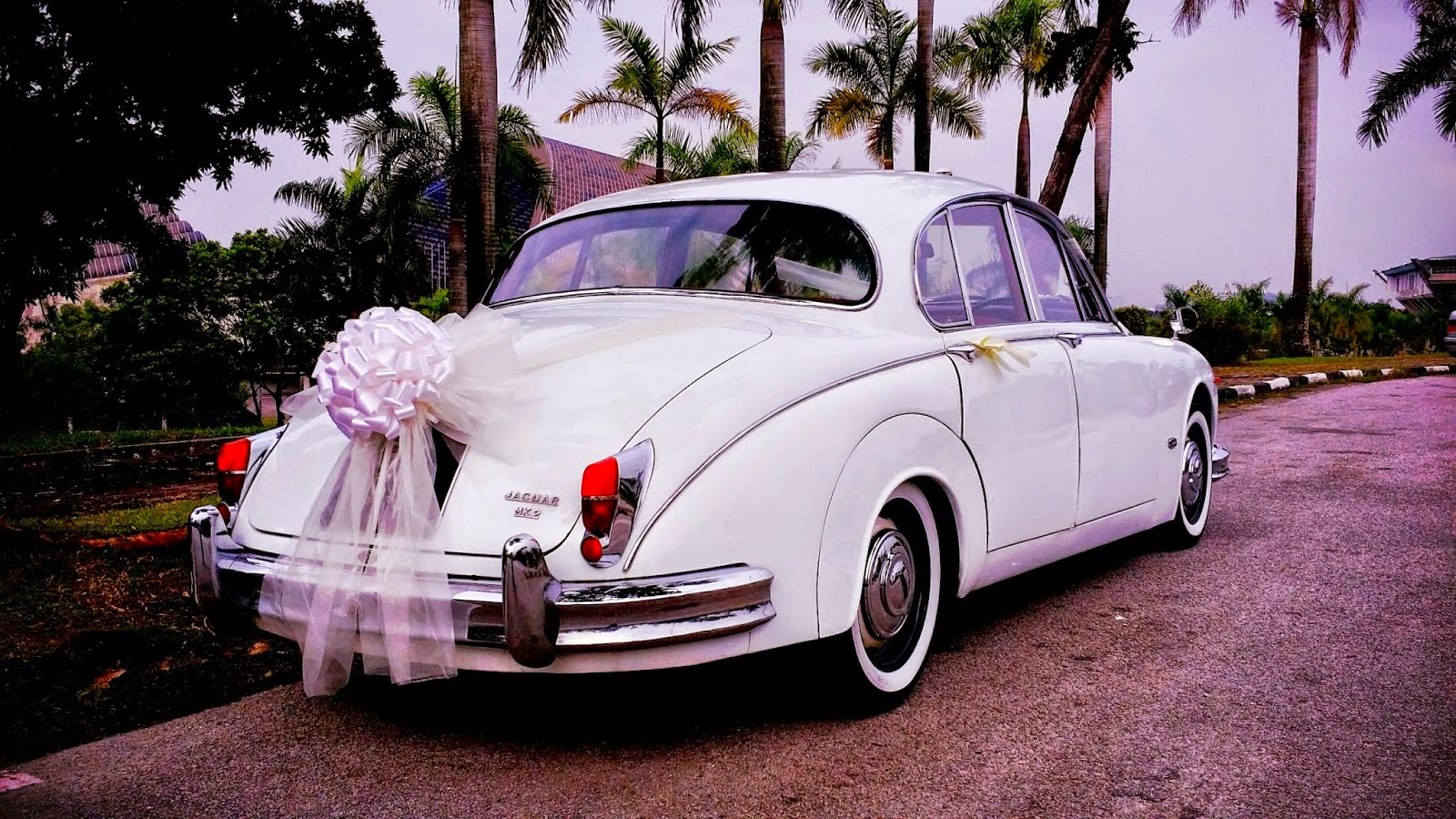 RedOrca Malaysia Wedding and Event Car Rental: Classics Car