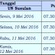 Download POS (PROSEDUR OPERASIONAL STANDAR) dan Jadwal UN Jenjang SMP/MTS, SMA/MA dan SMK Tahun Ajaran 2015/2016