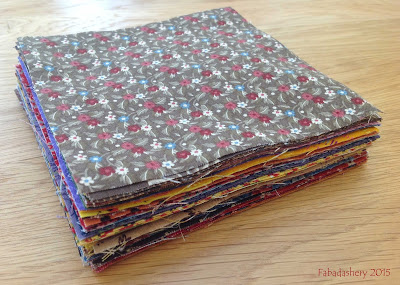 Civil War Reproduction Fabrics - Constant Quilter