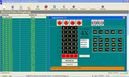 Mencari angka main singapore HONGKONG