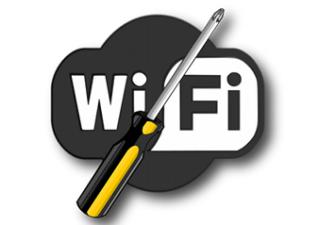 حل مشكل ظهور المثلث الاصفر على wifi الويفي Wifi Server not found