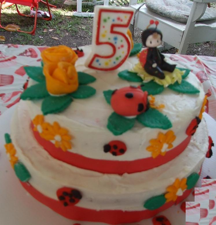 Ladybug Cake Decorations Buy