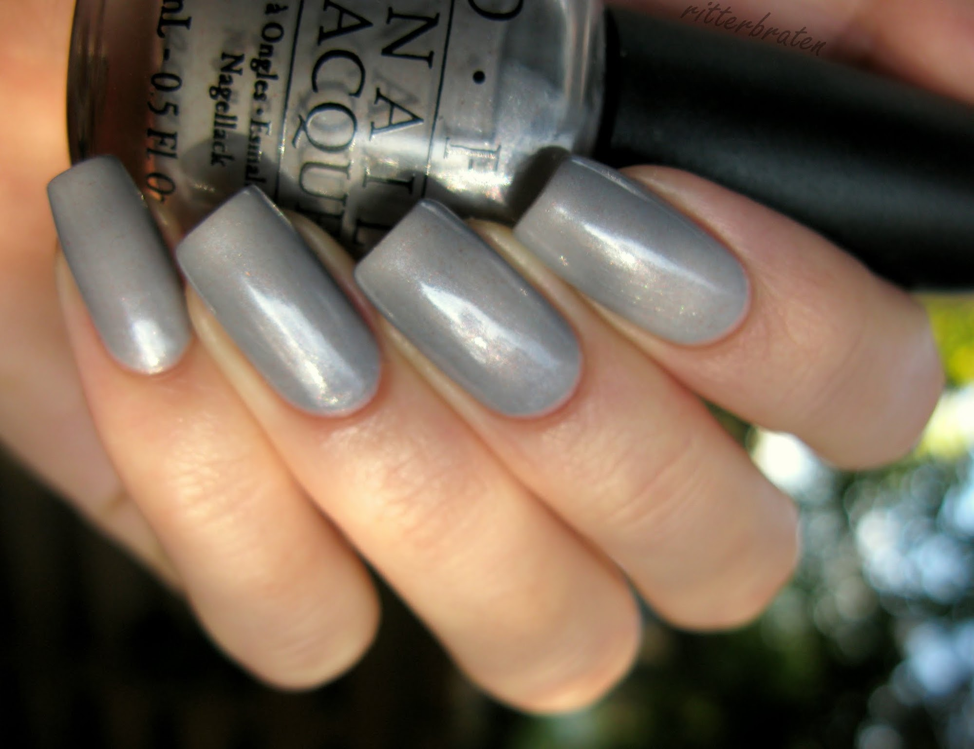 OPI Sheer Your Toys